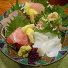 おばんざい京 筍矢  - 料理写真:2016.5:刺身盛合せ