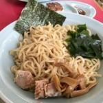 ラーメン山岡家 - 料理写真:「濃厚えび醤油つけめん」(890円)