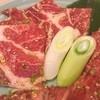 美福苑 - 料理写真:新メニューのイベリコ豚の肩ロース