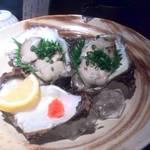 味菜処 - 岩牡蠣