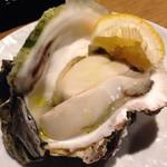 バル agiyao - 岩牡蠣
