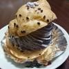 福々和本舗 - 料理写真:ごまシュークリーム(200円)