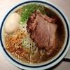 神名備 - 料理写真:醤油ラーメン1296円+煮卵108円