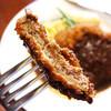欧風料理 もん - 料理写真:ビフカツ…ソースが美味い! \(^_^)/