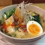 創新柳麺 健美堂 - 黄金健美柳麺~Bejipota