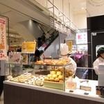 シェ・レカミエ - パティシエ卵(カスタード)・焼きプリンタルト・チーズタルト
