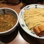 麺屋武蔵 - 濃厚つけ麺中(税込950円)