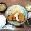 とんかつ山本 - 料理写真:ロースとんかつ定食(150g)1,400円(税込)
