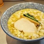 豚骨一燈 - '16.05 純鶏塩らぁ麺 清澄(塩)