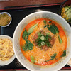 オーパスワン - 料理写真:担々麺セット(¥950)
