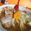 中華そば うさぎ - 料理写真:追い鰹チャーシューワンタン麺