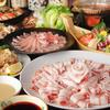 美酒美食 蔵良 KURAYOSHI - 料理写真:鹿児島産黒豚しゃぶしゃぶ