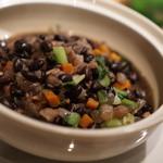 フランス食堂 LA CARAPACE - 豆スープ