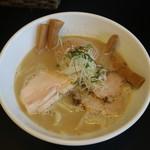 らぁ麺 飛鶏 - 鶏白湯