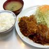 キッチンアオキ - 料理写真:チキンカツ950円