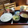 ゑちごや - 料理写真:ツナハンバーグ定食