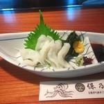元祖たこ料理 保乃家 - 蛸刺