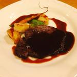 七番館 - 2700円コース お肉料理