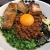 こころ - 料理写真:肉入り台湾まぜそば(税込990円)