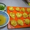京助 - 料理写真:玉子焼(明石焼)