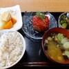 平山城址公園駅前食堂こもれび - 豆と糀と酵素の食卓 - - 料理写真:空豆とおからのコロッケ(セット)
