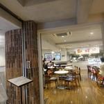 Bon Vivant sandwich - 2Fのカフェの入り口
