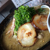 我流麺舞 飛燕 - 料理写真:飛塩