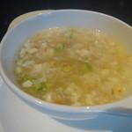51642544 - 海鮮のとろみスープ