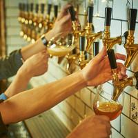 国内・海外の樽生クラフトビールを随時33種ご用意!