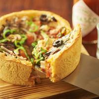 【今話題のあのピザが登場!】CHICAGO PIZZA(シカゴピザ)~THE CRAFT PIZZA