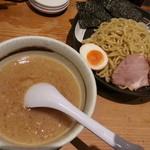 野方ホープ - さっぱりつけ麺2016.5.27