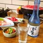 すき焼・鍋物 なべや - 冷酒