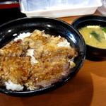 東京チカラめし - 料理写真:焼き牛丼(並)¥430円