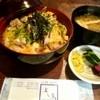 よし鳥 - 料理写真:『親子重』¥900-