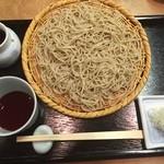 Naniwaokina - ざるそば