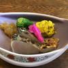 轟座 - 料理写真:前菜に鰆のタタキとは充実しています。