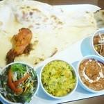 グリーンインドレストラン - グリーン・インド・ランチ