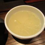 ローストビーフ大野 - スープ