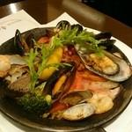 Brasserie 雪乃下 - 海鮮パエリア