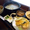 うどん茶房 ふなや - 料理写真:ふなやランチ・松   1290円