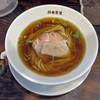 鉢ノ葦葉 - 料理写真:しょうゆ