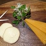 スミビノ - その他写真:チーズの盛り合わせ?????