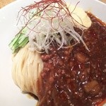 つなぎ - ピリ辛冷しぢゃーぢゃー麺