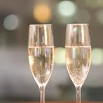 カフェ ミール バロック - ドリンク写真:スパークリングワイン(グラス)