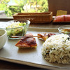 マドカフェ - 料理写真:煮込みプレートセット1080円