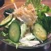 肉の万世 - 料理写真:グリーンサラダ!