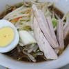 吉泉 - 料理写真:野菜つけめん(醤油)