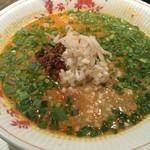東京老拉麺 - 担々麺
