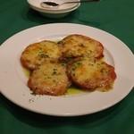 グリル グランド - トマトチーズ焼き