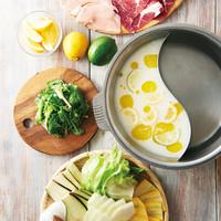 【期間限定】さっぱり塩レモン鍋